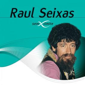 Raul Seixas Sem Limite - 2 Cds Rock