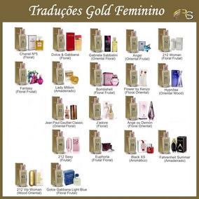 Hinode Traduções Gold Masculino E Feminino