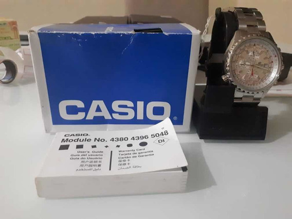 Relógio Casio Edifice E527