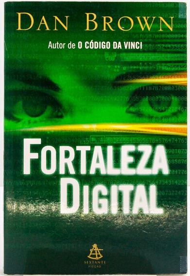 Livro Fortaleza Digital Dan Brown