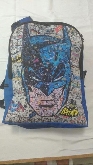 Mochila Batman Comic