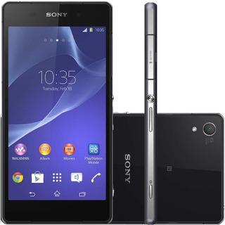 Sony Xperia Z2 Tv D6543 16gb 4g 20.7mp 5.2 Preto Vitrine 1