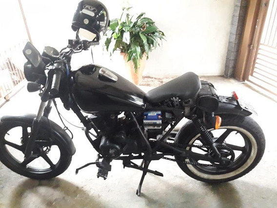 Vendo Ou Troco Moto Custom