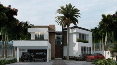 Casa En Venta Cancún Lujo Y Exclusividad, Lo Mejor!!!!