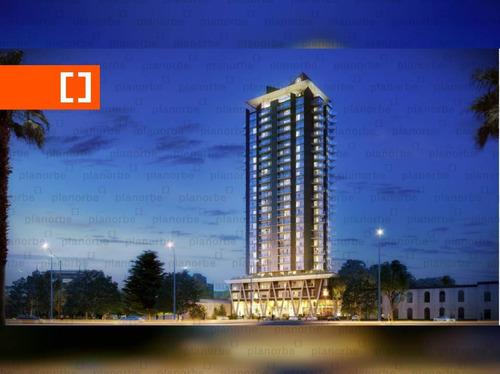 Venta De Apartamento Obra Construcción 2 Dormitorios En Centro, Nostrum Bay Unidad 2205