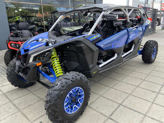 Can Am Maverick Xrs Max Turbo Rr