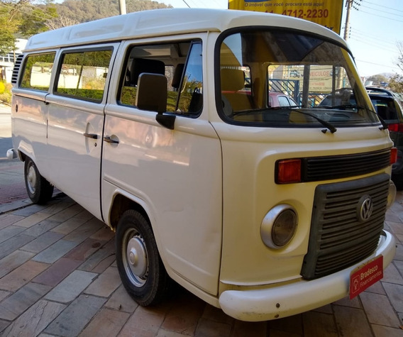 Volkswagen Kombi 1.4 Flex 2009