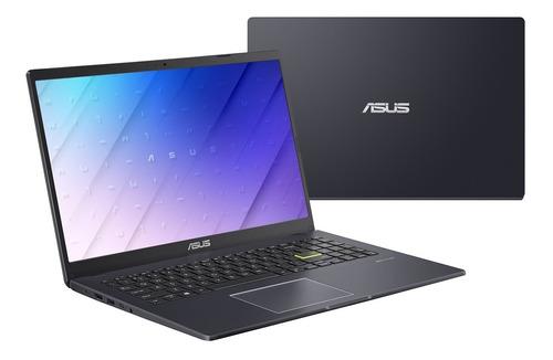 Imagen 1 de 7 de Notebook Asus N4020 128gb Ssd 4gb 15.6 Full Hd Windows 10