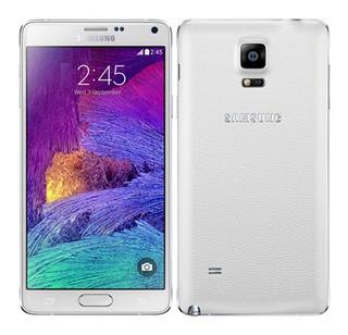 Celulares Samsung Galaxy Note 4 32gb Libres + Cargador