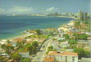 Postal Antigo Praia De Iracema Fortaleza Ceará Anos 1980