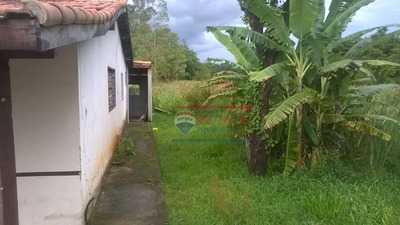 Chácara À Venda, 1600 M² Por R$ 370.000 - Pingo De Ouro - Guaratinguetá/sp - Ch0120