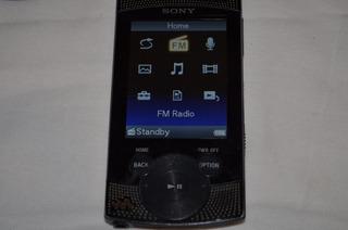 Sony Walkman Mp3 Nwz S544 (usado) + Cable