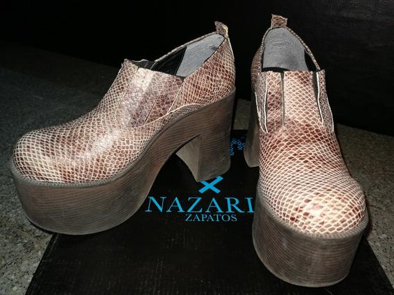 Zapatos Nazaria De Mujer