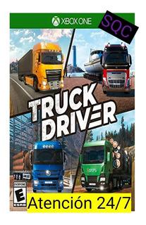Truck Driver Xbox One Entrega Inmediata