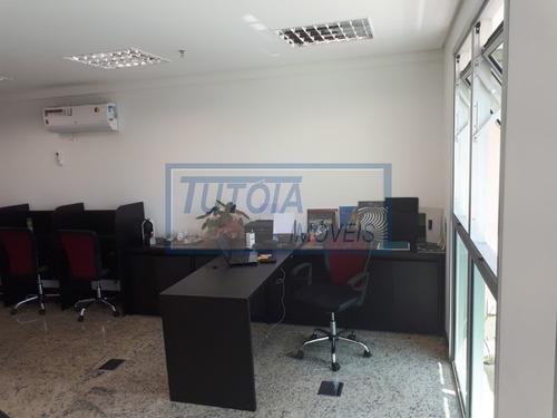 Conjunto Comercial A Venda No Paraíso - 21351-e - 33868404