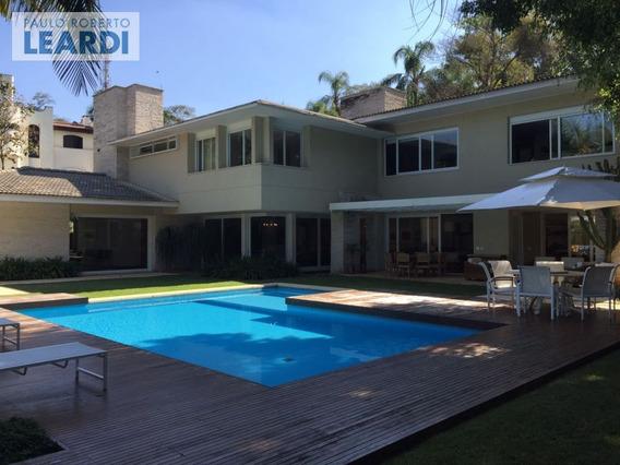 Casa Assobradada Real Parque - São Paulo - Ref: 506747