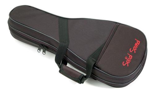 Imagem 1 de 5 de Hard Bag Solid Sound Cavaco