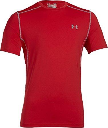 Camiseta Raid Sleeve Red-steel Under Armour