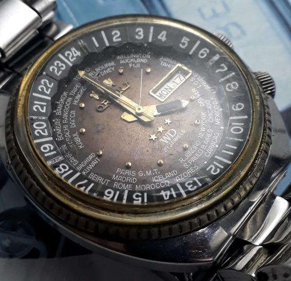Relógio Orient Automático World Diver