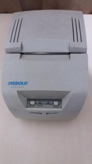 Impressora Térmica Diebold Procomp Im433td-200 Usada