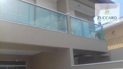 Sobrado À Venda, 142 M² Por R$ 760.000,00 - Jardim Santa Francisca - Guarulhos/sp - So1855