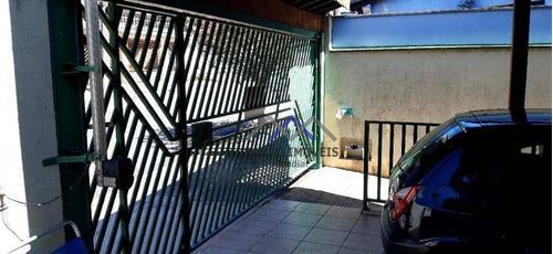 Imagem 1 de 30 de Casa À Venda, 235 M² Por R$ 745.000,00 - Parque Cidade Jardim - Jundiaí/sp - Ca1179