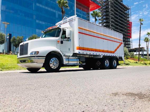 Camión Torton International Chasis Carrocería Motor Isx