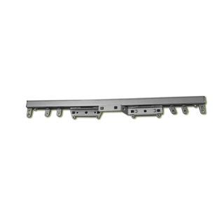 Riel De Aluminio R 20 Gris Para Cortinas Tipo Hotel Sd Deco