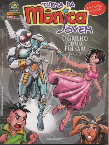 Revista Turma Da Mônica Jovem 7