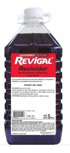 Revividor De Cubiertas Revigal 5litros