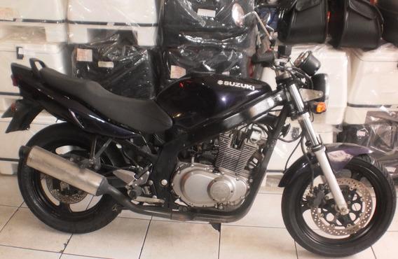 Suzuki Gs 500 Roxa 94