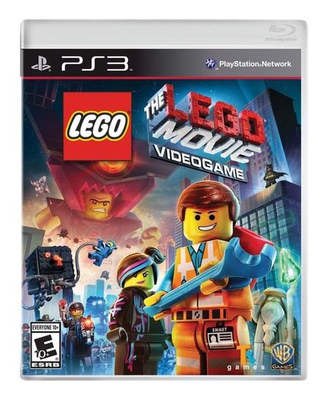 Jogo The Lego Movie Videogame Ps3 Usado