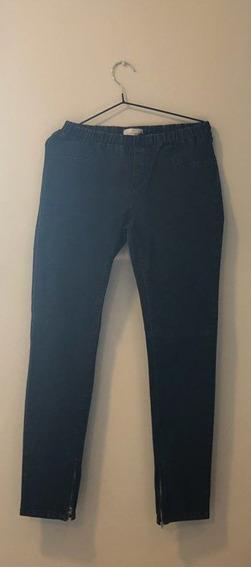 Calça Jeans Preta Brooksfield