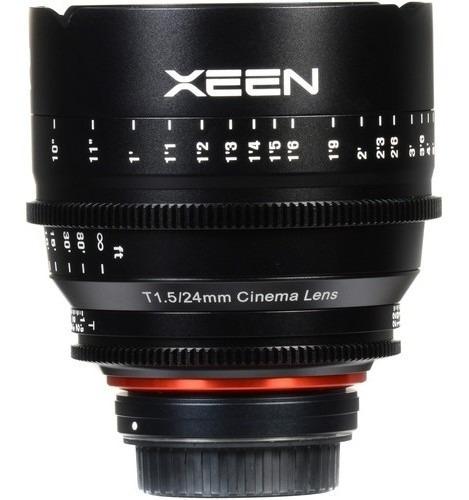 Rokinon Xeen 14mm 24mm 35mm 50mm 85mm T1.5 (preco Por Lente)