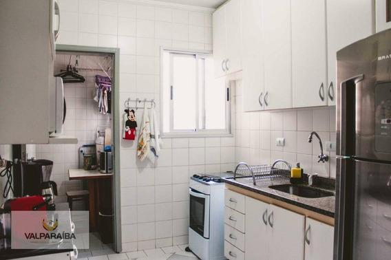 Apartamento À Venda, 88 M² Por R$ 466.000,00 - Vila Ema - São José Dos Campos/sp - Ap0479