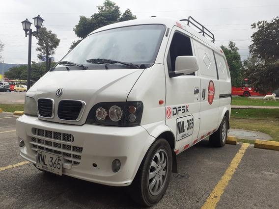 Minivan Carga Dfsk Modelo 2015