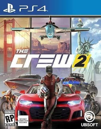 Game Jogo Ps4 The Crew 2 - Ler Todo Anúncio