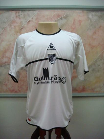 Camisa Futebol Vitoria Guimarães Portugal Le Coq Jogo 2288