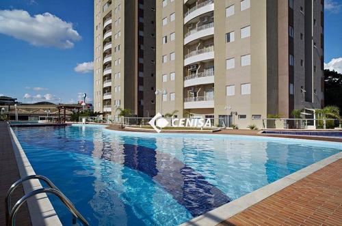 Imagem 1 de 23 de Apartamento Com 3 Dormitórios À Venda, 80 M² - Parque Boa Esperança - Indaiatuba/sp - Ap1104