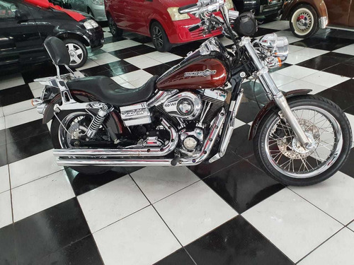 Harley-davidson Dyna Super Glide 1600cc 2011