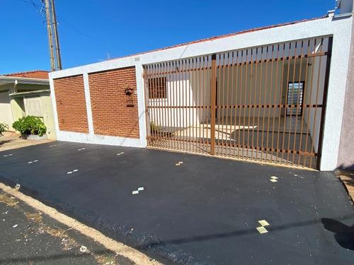 Casa Com 3 Dormitórios, 121 M² - Venda Por R$ 320.000,00 Ou Aluguel Por R$ 1.150,00/mês - Jarsim Sá Pinto - Brodowski/sp - Ca0907