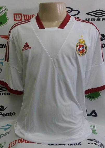 Camisa Oficial Wisla Cracovia-polonia Away Tamanho Gg