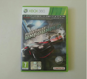 Ridge Racer Unbounded(original ) Xbox 360
