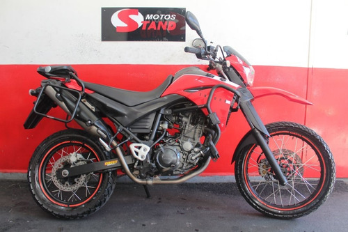 Imagem 1 de 11 de Yamaha Xt 660 R 660r Xt660r 2014 Vermelha Vermelho