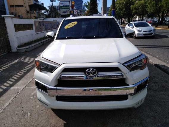 Toyota 4runner 3 Filas 4×4
