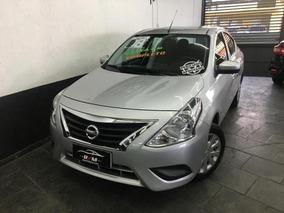 Nissan Versa 1.0 12v Conforto (flex) Flex Manual