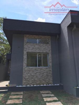Casa Residencial À Venda, Jardim São Felipe, Atibaia. - Ca3327