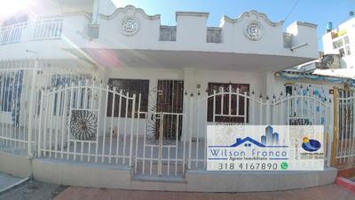 Casa En Venta, Los Jardines, Cartagena