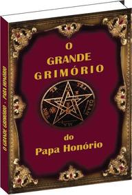 O Grande Grimório Do Papa Honório