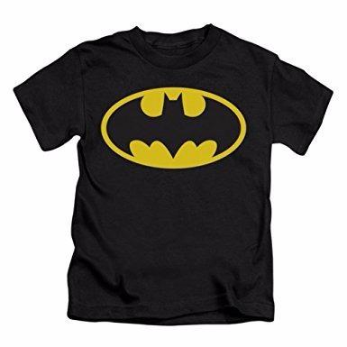 Playera Dc Comics- Batman - Logo Basic
